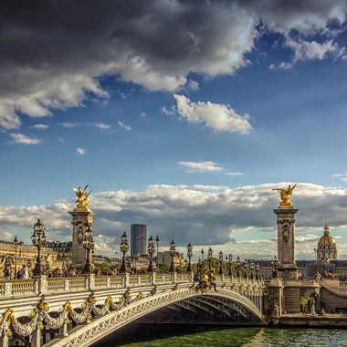 Pont Alexandre III par lumirique