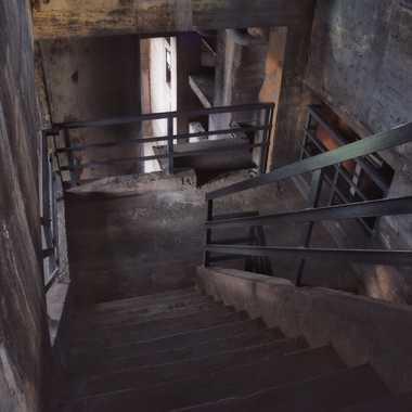 Escalier des hauts fourneaux par Jcfeller