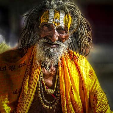 Indien hirsute par henry_1017