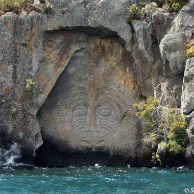 Un ancêtre maori par sand.george