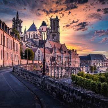 Cité médiévale par 3pphoto