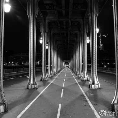 Pont de Bir-Hakeim par Juan Francia