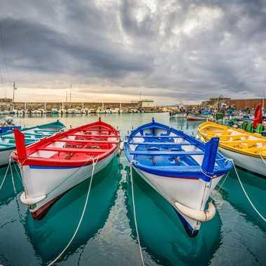 Les couleurs du port. par Franck06