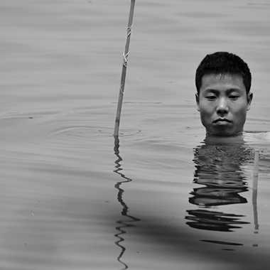 Le pêcheur vietnamien par mamichat