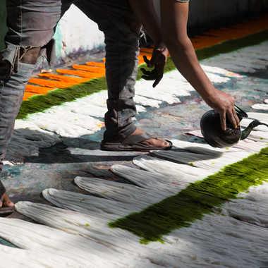 Le teinturier aux sandales par HeleneA