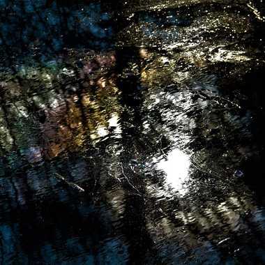 Reflets colorés par Luciephotographie