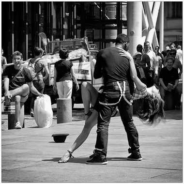 Un tango à Paris par Isabellefalconnet