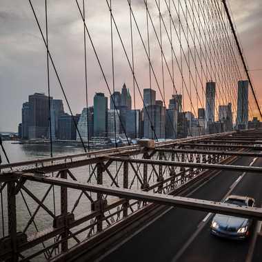 Manhattan par Coryse