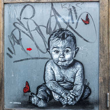 Street Art Tableau 1 par Basile59