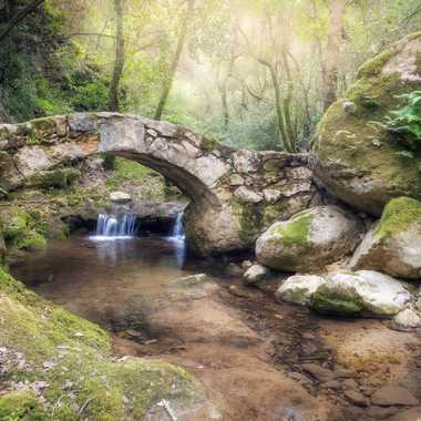Little stone bridge par Franck06