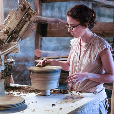 La poterie de Cliousclat par HeleneA