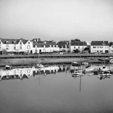 Petit matin au port par Nikon78