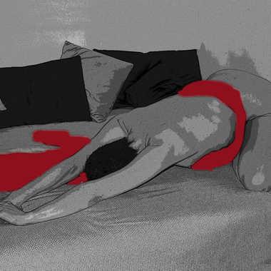 Le Rouge et le Noir par JLHYPhotos