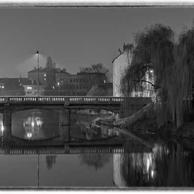 Rennes la nuit par Cirebac