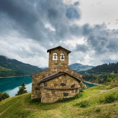 Chapelle de Roselend par brj01