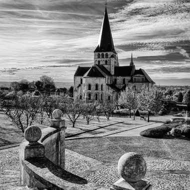Abbaye St Georges par Christine59