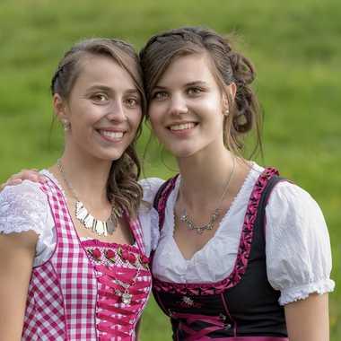 Deux petites Heidi par Guy07