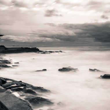 Grande marée  par sylmorg