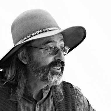 L'Homme au chapeau par mamichat