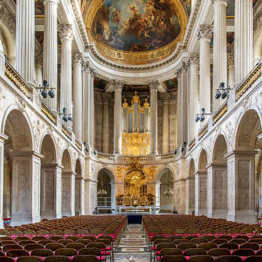 La chapelle du roi par NathalieR