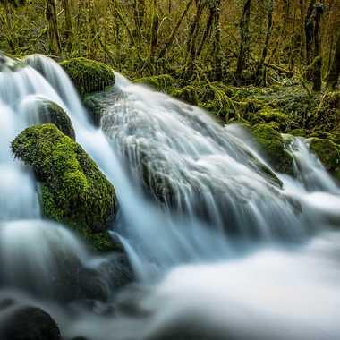 Cascade de la Burbanche 2 par brj01