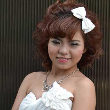 Mariée de Saigon. par mamichat