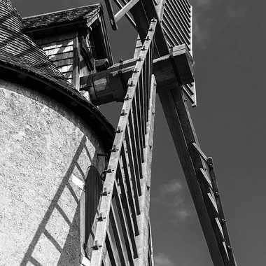 Moulin à vent par patrick69220