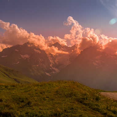 Que la montagne est belle par Jerome Rabille