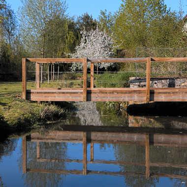 petit pont de bois par luctheo