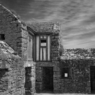La porte blanche ... par Nikon78