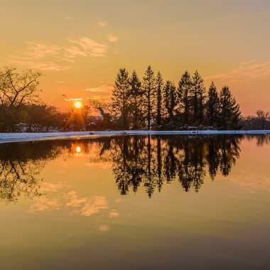 petit coucher de soleil par jacquesbil