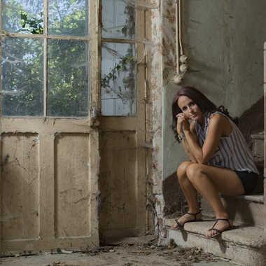 Abandonnée !! par Yves B