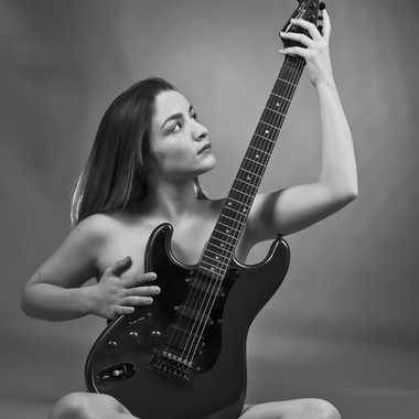 Guitare d'Amour... par Yves B
