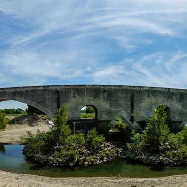 Le pont... à Pont par Dav.sv