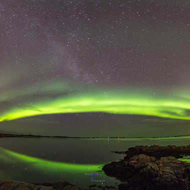 L'arc auroral par Seba Dumoulin