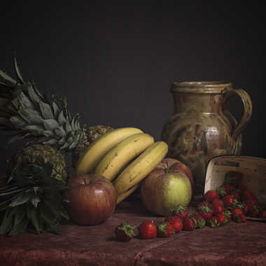Nature morte aux fruits par patrick69220
