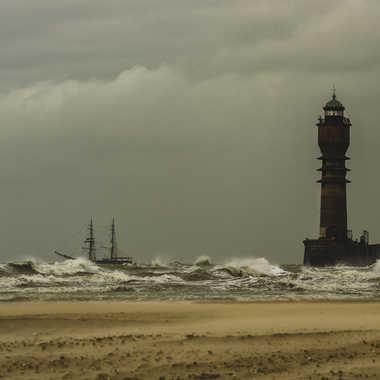 La mer du Nord par David24