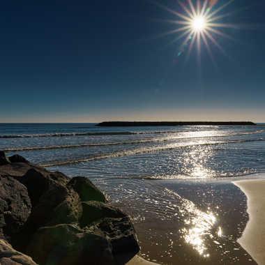 Sea, Rock & Sun par Jeppesen