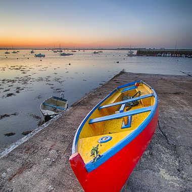 La barque par sylmorg