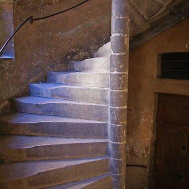 Escalier à vis par sunrise