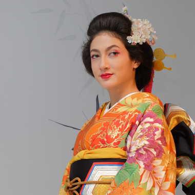 Japonaise 2 par smile