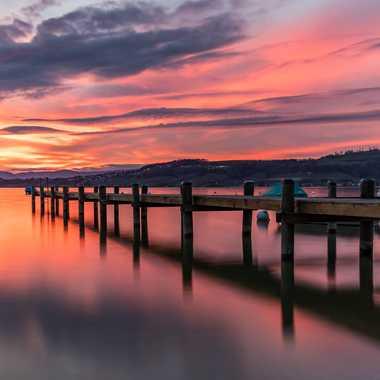 Muntelier - Sunset par Paflapente