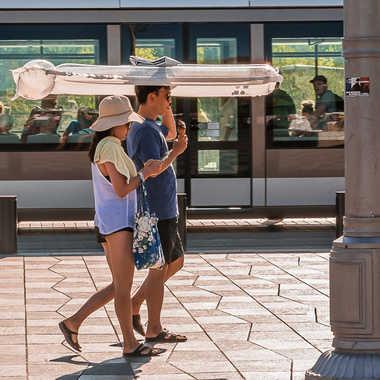 parasol asiatique par Basile59