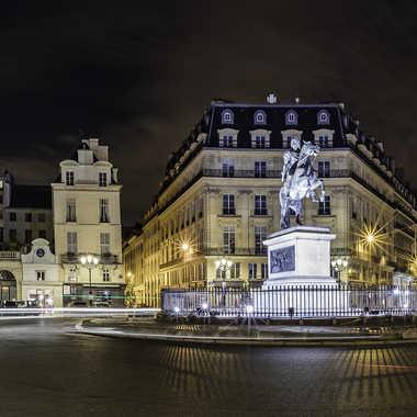 Place des Victoires par Rolandhino