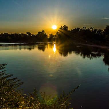reflet de soleil par Dav.sv