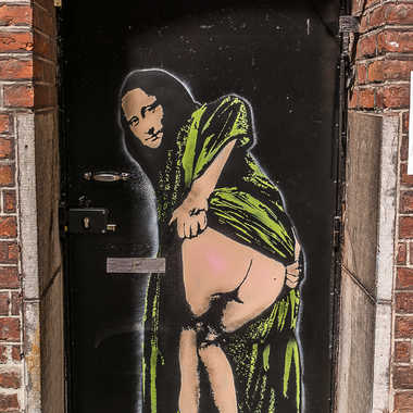 Street art tableau 5 par Basile59