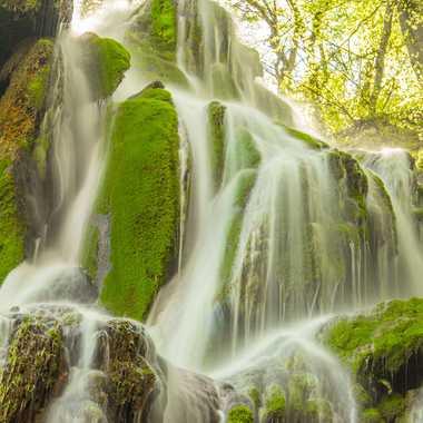 cascade de La Claire Fontaine par brj01