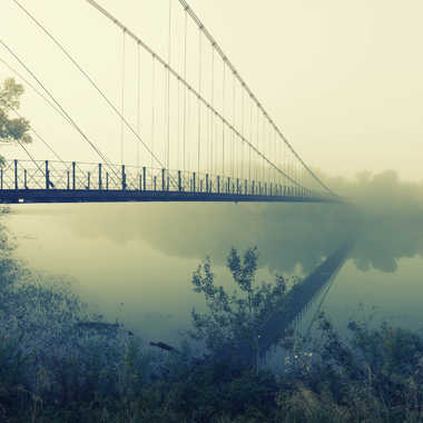 Pont suspendu PANORAMA par Jose Fajardo