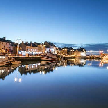Port en Bessin par sylmorg