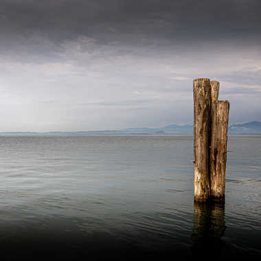 Lac de Garde par Stefano